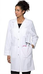 Women's Landau Knee Length Lab Coats